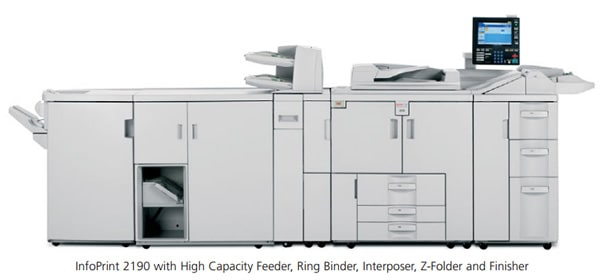IBM InfoPrint 2190